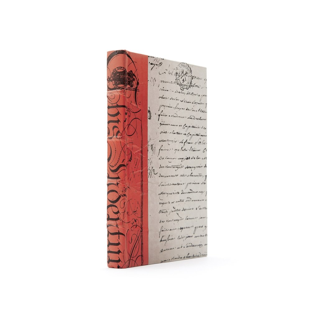 Go Home - Single Persimmon Bold Book