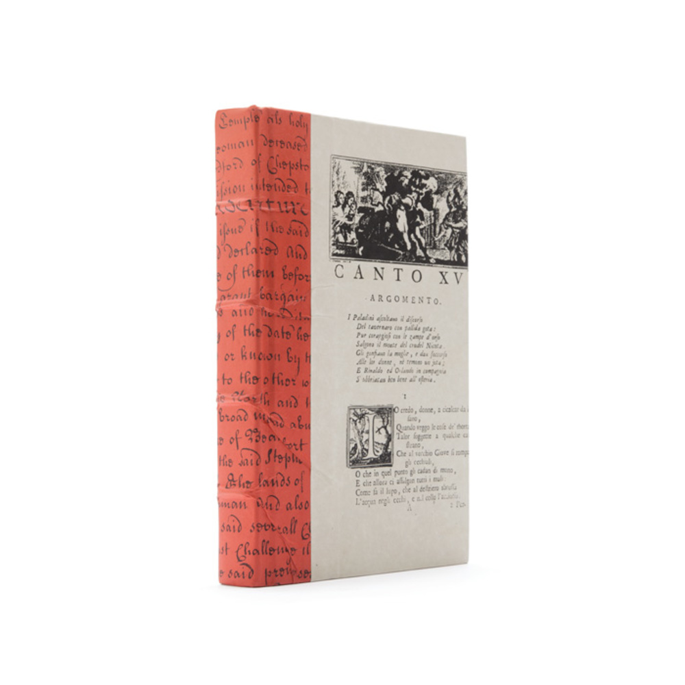 Go Home - Linear Foot of Persimmon Script Books