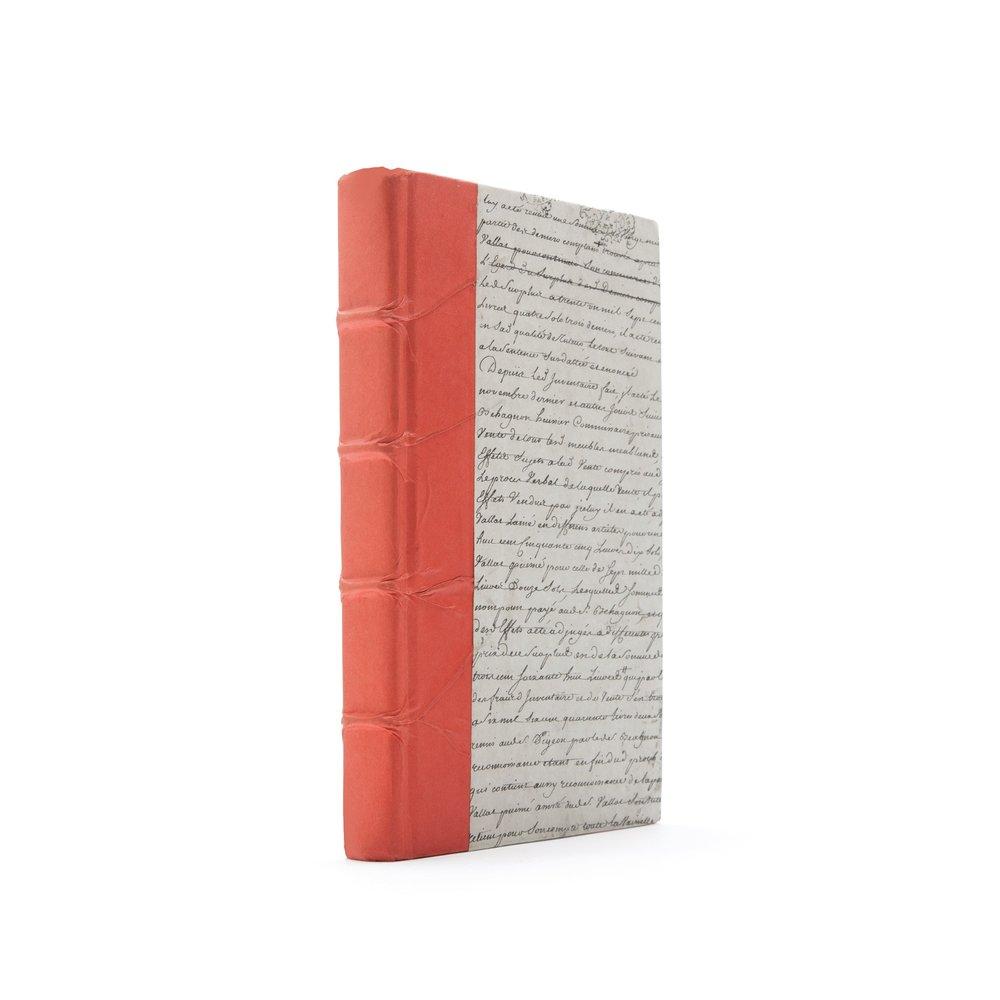 Go Home - Single Persimmon Book