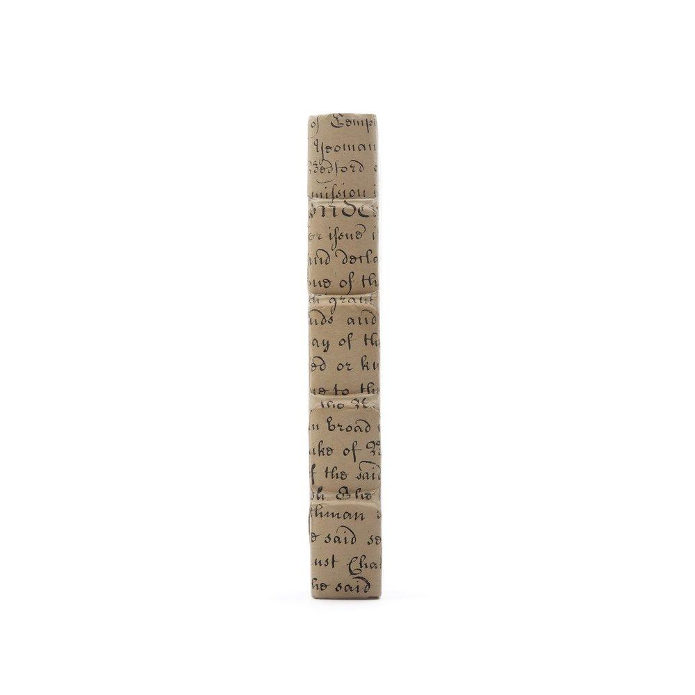 Go Home - Single Paper Bag Script Book