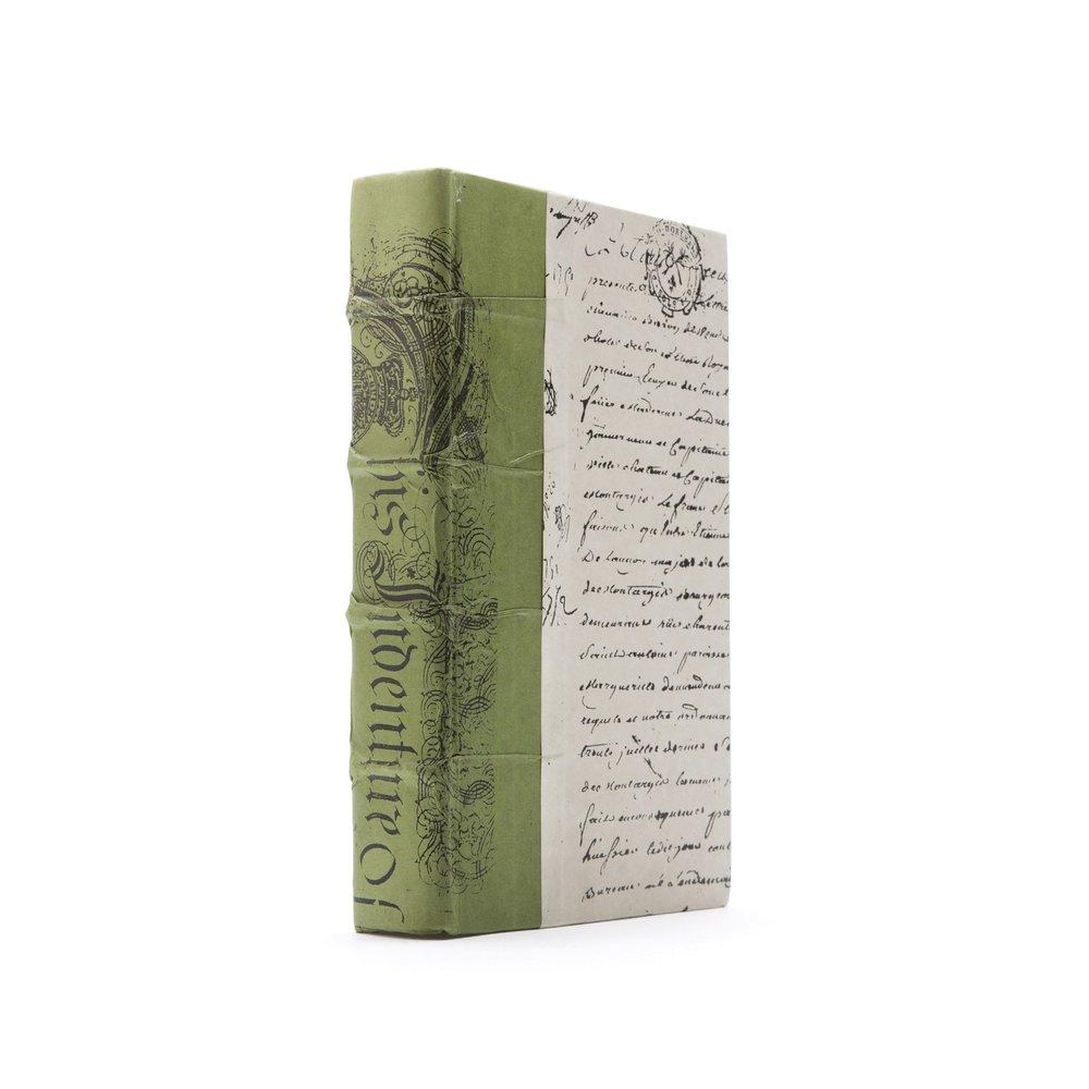Go Home - Single Moss Bold Book