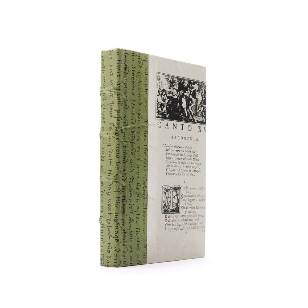 Go Home - Single Moss Script Book