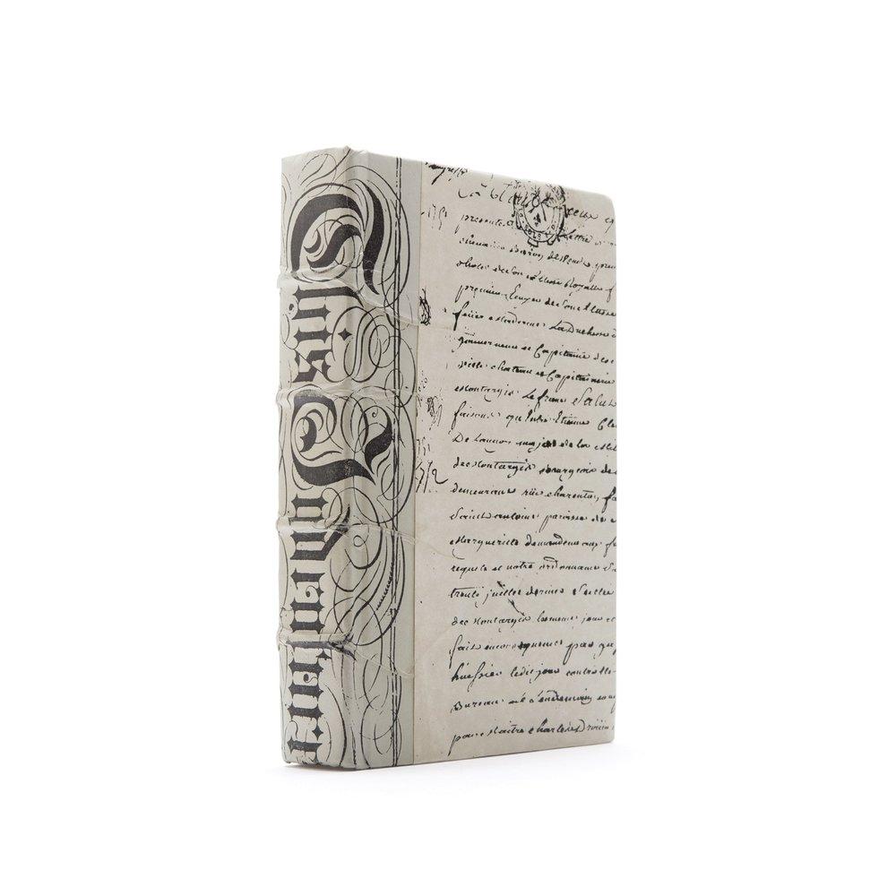 Go Home - Single Cement Bold Book