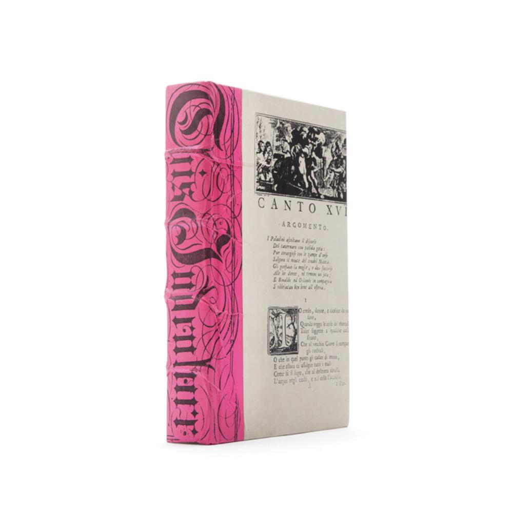 Go Home - Linear Foot of Fuchsia Bold Books