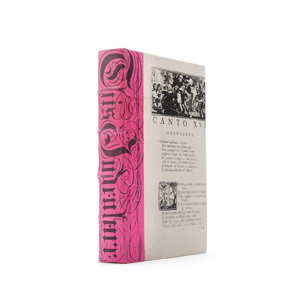 Go Home - Single Fuchsia Bold Book