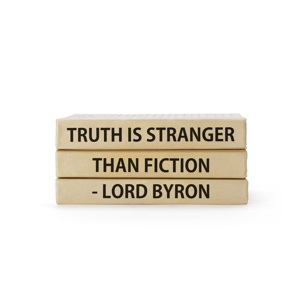 Go Home - Lord Byron Quote Books Bundle