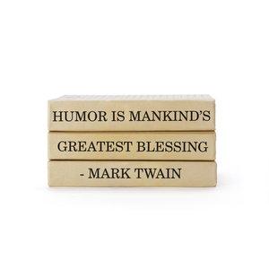 Thumbnail of Go Home - Mark Twain Quote Books Bundle