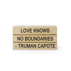 Thumbnail of Go Home - Truman Capote Quote Books Bundle