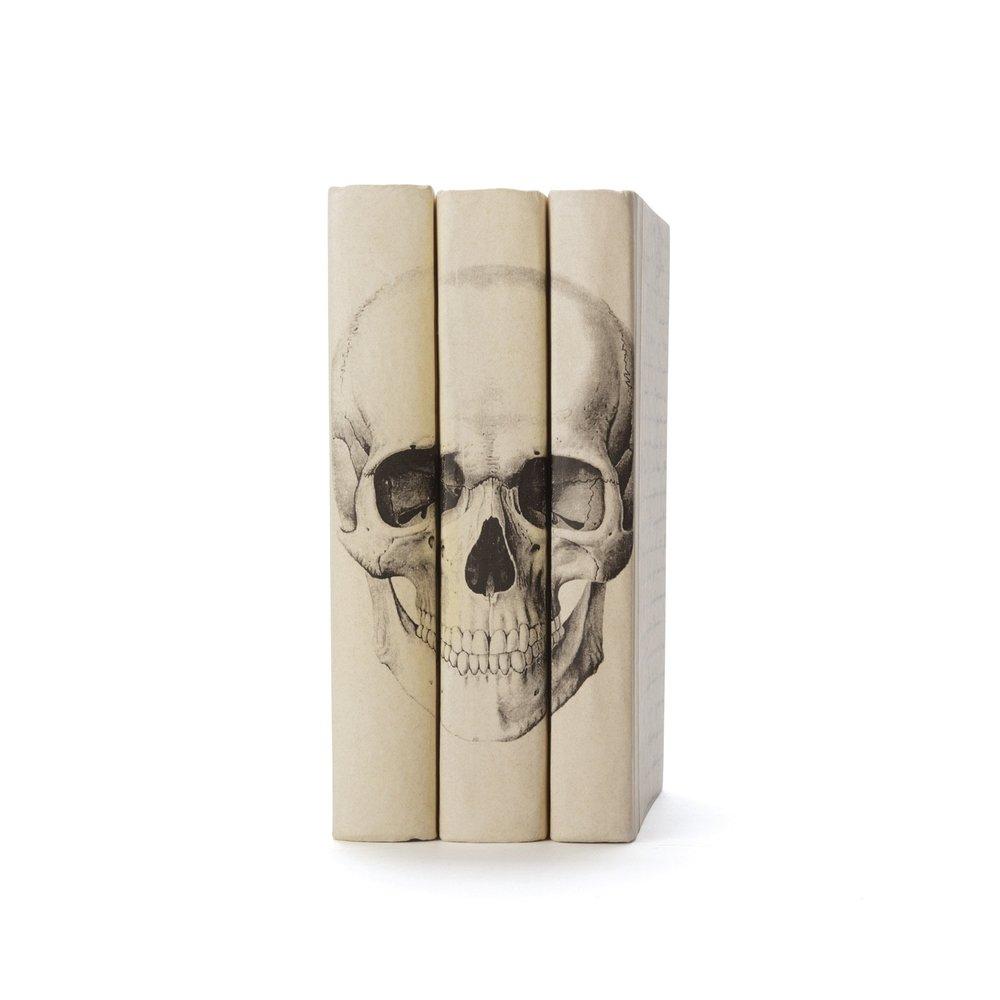 Go Home - Ivory Skull Books, Set/3