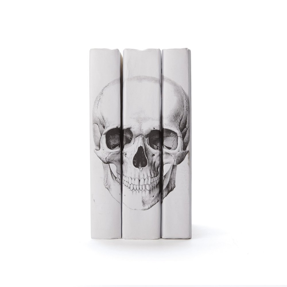 Go Home - White Skull Books, Set/3