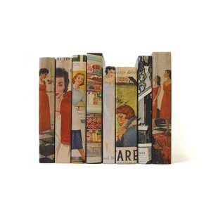 Thumbnail of Go Home - Linear Foot of Recycled Vintage US Magazine Books