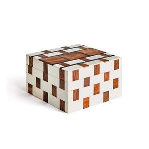 Thumbnail of Go Home - Checkered Box