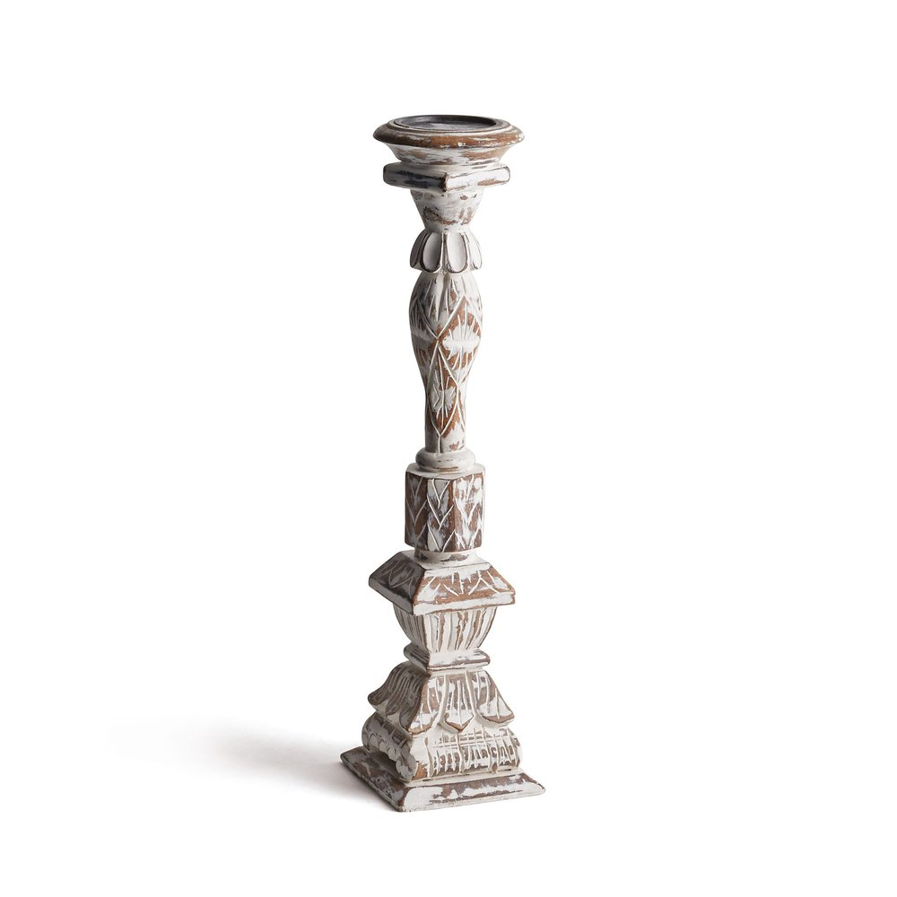 Go Home - Knighted Candle Holder
