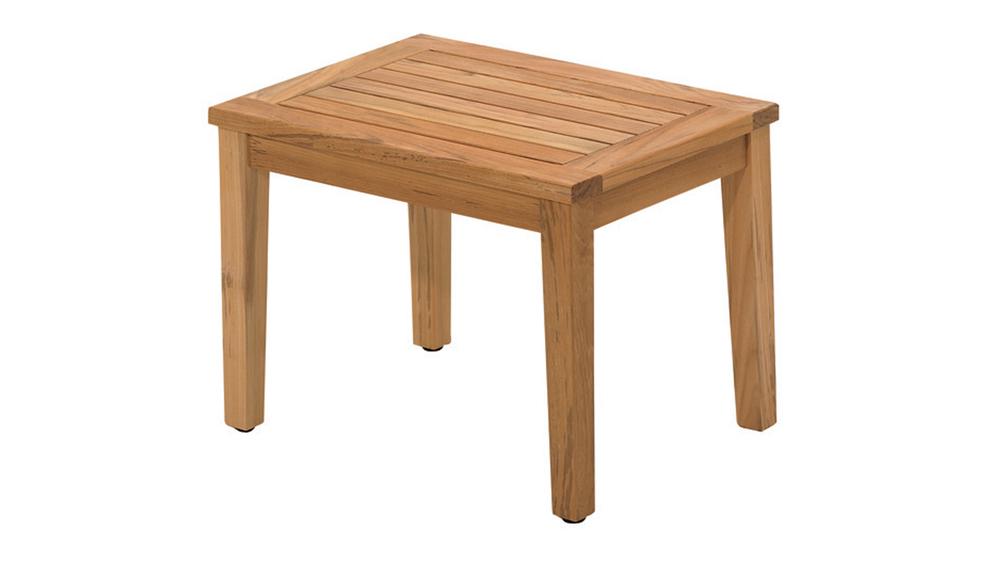 Gloster - Medium Rectangular Side Table