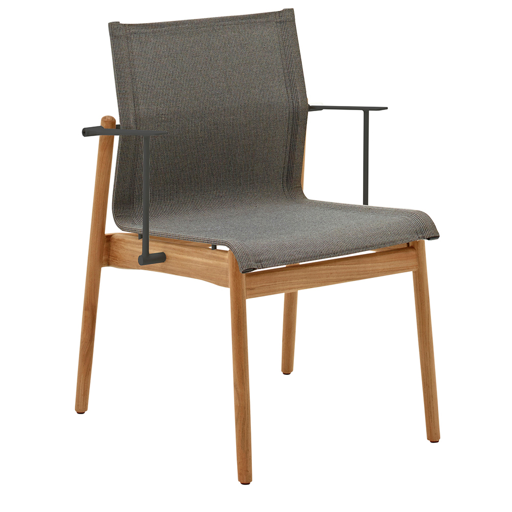 Gloster - Stacking Arm Chair