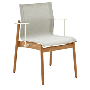 Thumbnail of Gloster - Stacking Arm Chair