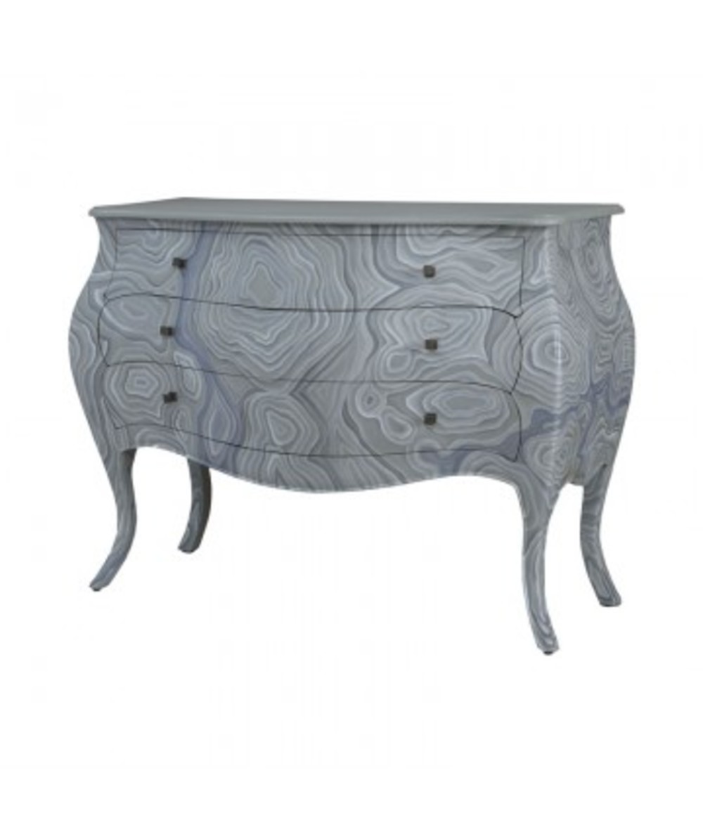 Elk Group International/Combined - Three Drawer Bombay Chest