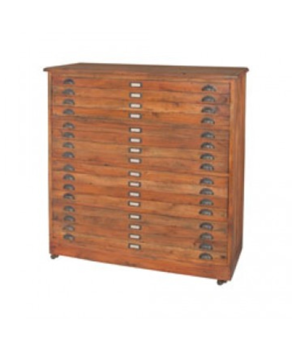 Elk Group International/Combined - Faux Front Four Drawer Chest