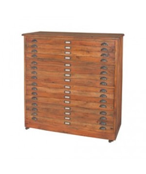 Thumbnail of Elk Group International/Combined - Faux Front Four Drawer Chest
