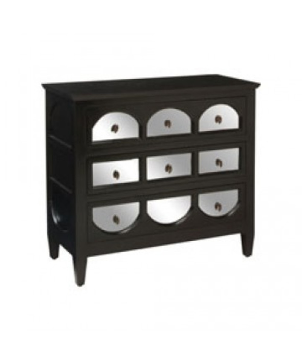 Elk Group International/Combined - Transitional Mirrored Chest