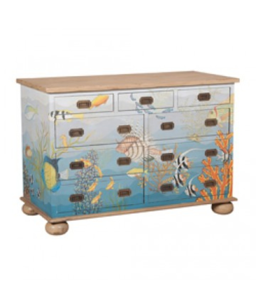 Elk Group International/Combined - Waterfront Chest