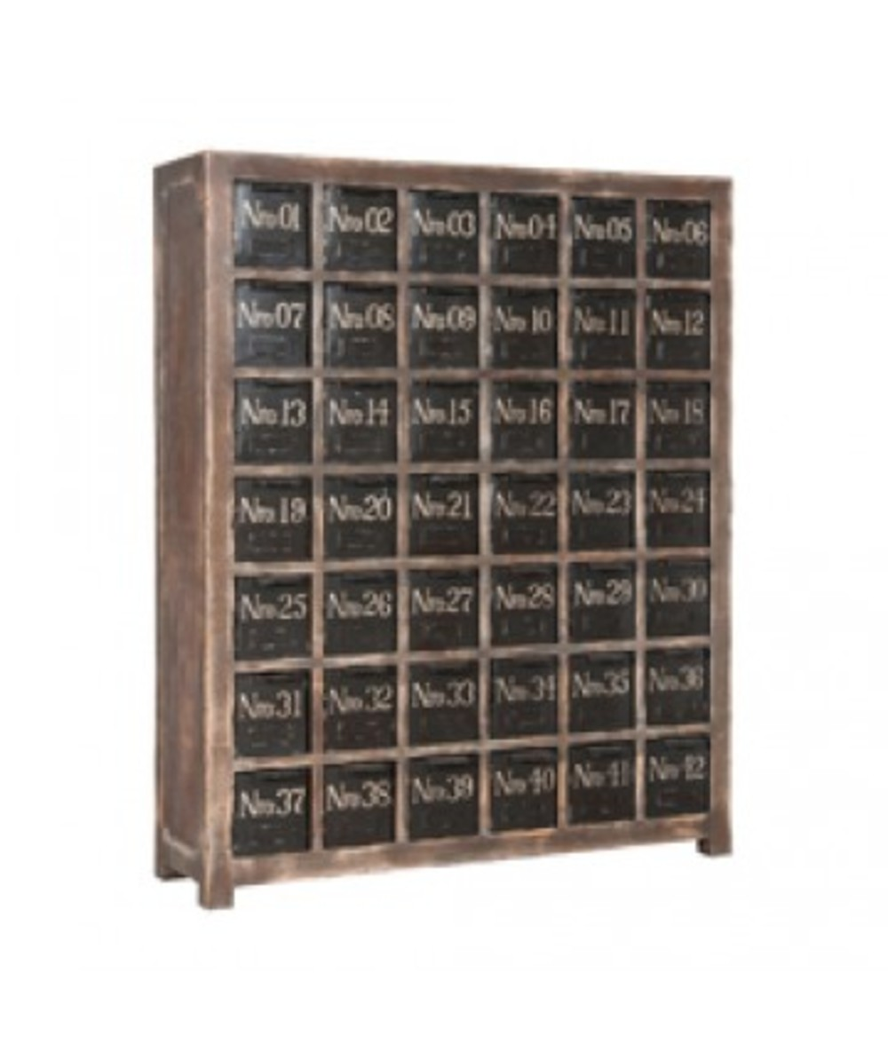 Elk Group International/Combined - Artifacts Apothecary Cabinet