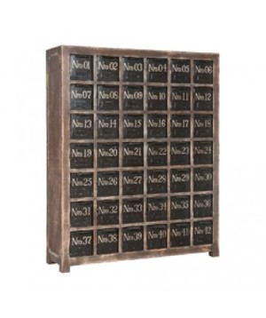 Thumbnail of Elk Group International/Combined - Artifacts Apothecary Cabinet