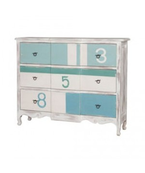 Thumbnail of Elk Group International/Combined - Marina Three Drawer Chest