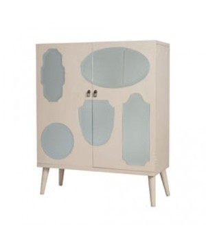 Thumbnail of Elk Group International/Combined - Vintage Mirrored Cabinet