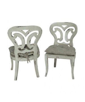 Thumbnail of Elk Group International/Combined - Pair of Artifacts Side Chair