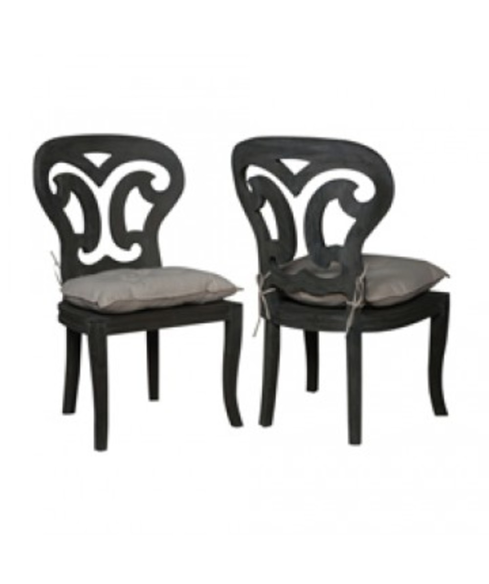 Elk Group International/Combined - Pair of Artifacts Side Chair