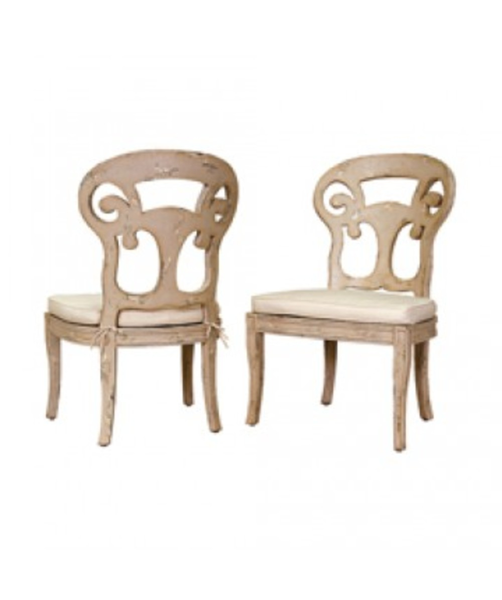 Elk Group International/Combined - Pair of Verona Club Side Chair