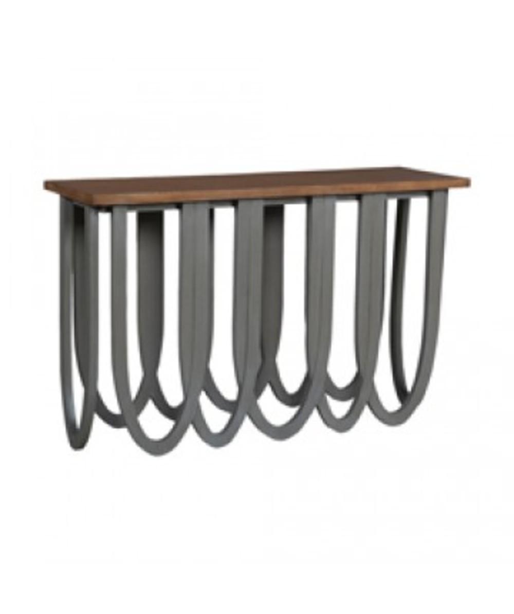 Elk Group International/Combined - Manor Art Deco Hall Table