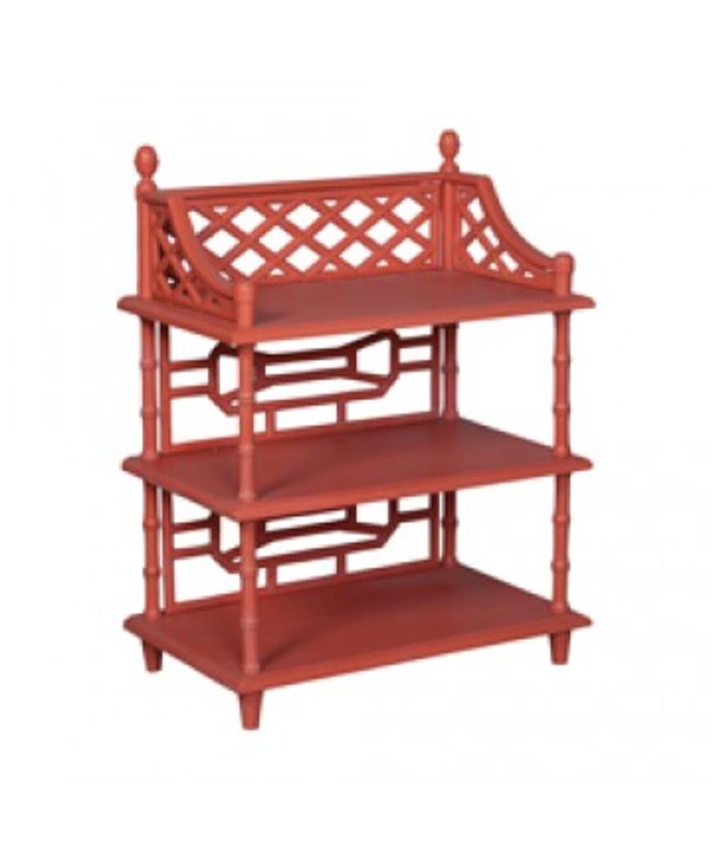 Elk Group International/Combined - Manor Spindle Shelf
