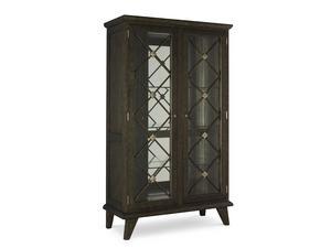 Thumbnail of Chaddock - Englewood Display Cabinet in Grey Renaissance