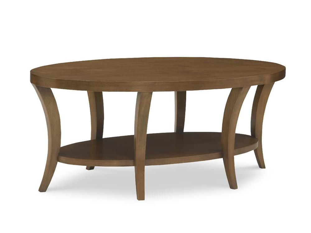 Chaddock - Canton Oval Cocktail Table