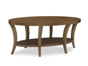 Thumbnail of Chaddock - Canton Oval Cocktail Table