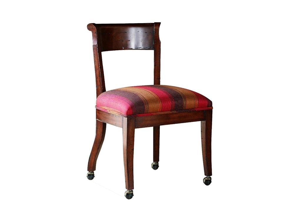 Chaddock - Hartford Side Chair w/ Casters