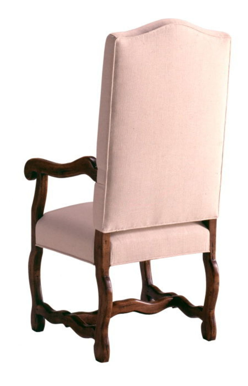 Chaddock - Fleetwood Camelback Arm Chair
