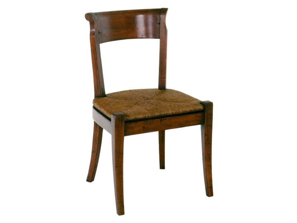 Chaddock - Hartford Rush Seat Side Chair