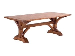 Thumbnail of Chaddock - Newbury Trestle Table