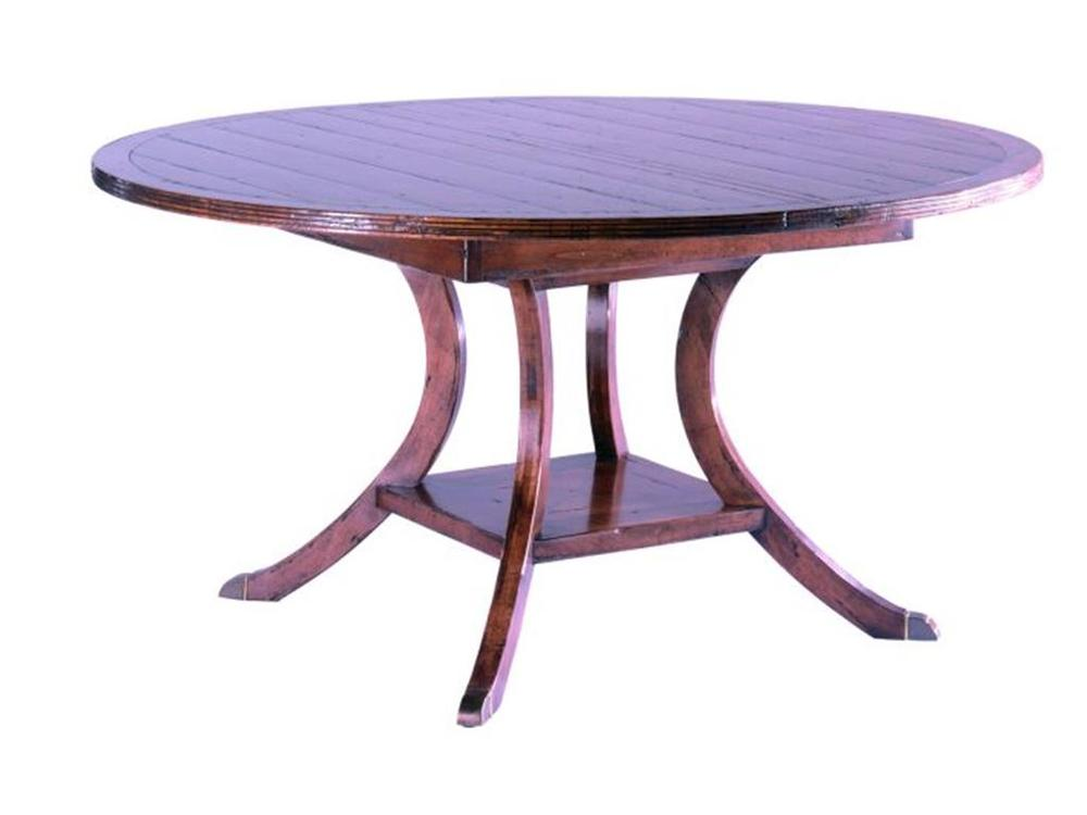 Chaddock - New Haven Round Regency Table