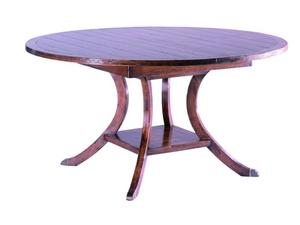 Thumbnail of Chaddock - New Haven Round Regency Table