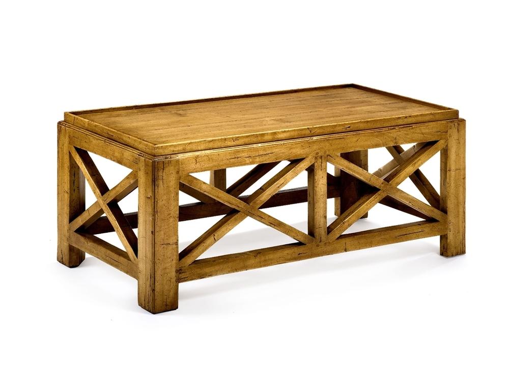 Chaddock - Carmel Rectangular Cocktail Table
