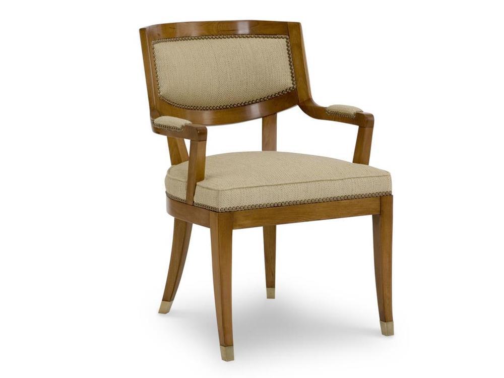 Chaddock - Neo Klismos Arm Chair