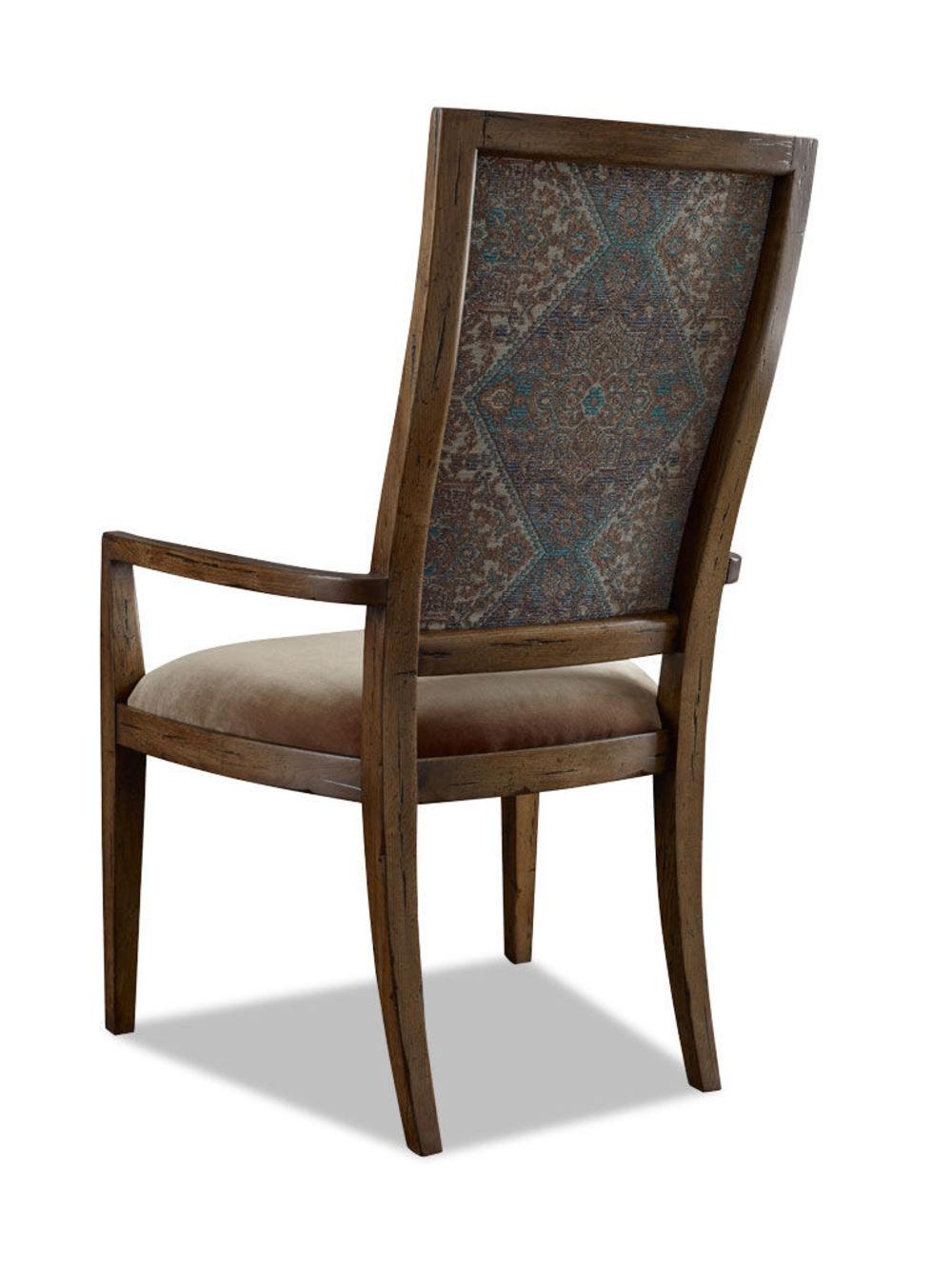 Chaddock - Envelope Arm Chair