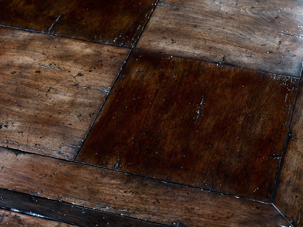 Chaddock - Volterra Trestle Dining Table
