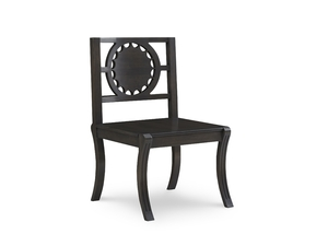 Thumbnail of Chaddock - Georgia Star Back Carved Chair