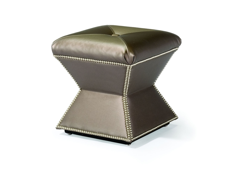 Chaddock - Faceted Ottoman