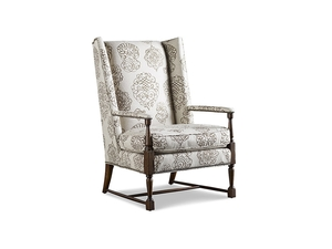 Thumbnail of Chaddock - Pickering Wing Chair